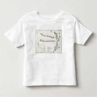 The Battle of Trafalgar, 21st October 1805, The Br Tee Shirt