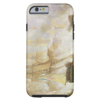 The Battle of Trafalgar, c.1841 (oil on canvas) Tough iPhone 6 Case