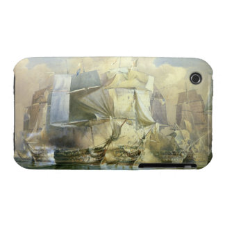 The Battle of Trafalgar, the Beginning of the Acti iPhone 3 Cases