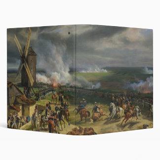 The Battle of Valmy by Jean-Baptiste Mauzaisse Binder