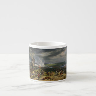 The Battle of Valmy by Jean-Baptiste Mauzaisse Espresso Cup