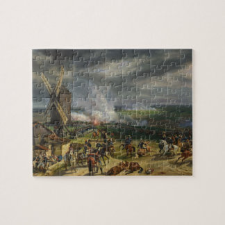 The Battle of Valmy by Jean-Baptiste Mauzaisse Jigsaw Puzzle