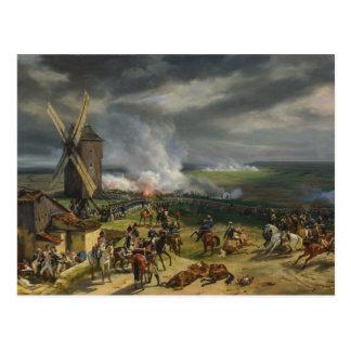 The Battle of Valmy by Jean-Baptiste Mauzaisse Postcard