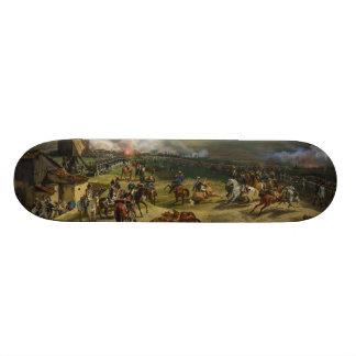 The Battle of Valmy by Jean-Baptiste Mauzaisse Custom Skate Board
