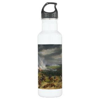 The Battle of Valmy by Jean-Baptiste Mauzaisse Stainless Steel Water Bottle