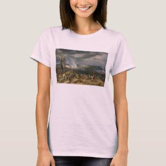 The Battle of Valmy by Jean-Baptiste Mauzaisse T-Shirt