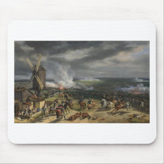 The Battle of Valmy (September 20th 1792) by Horac Mouse Pad
