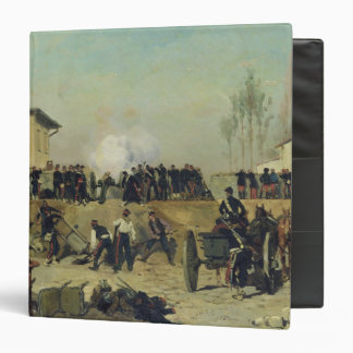 The Battle of Villejuif, Siege of Paris, 1870 Binder