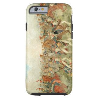 The Battle of Vitoria, June 21st 1813 (w/c on pape Tough iPhone 6 Case