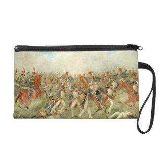 The Battle of Vitoria, June 21st 1813 (w/c on pape Wristlet