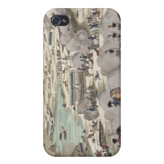 The Battle of Wagram, 6th July 1809 (engraving) iPhone 4/4S Covers