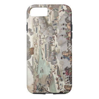 The Battle of Wagram, 6th July 1809 (engraving) iPhone 8/7 Case