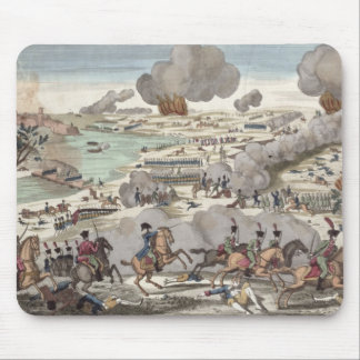 The Battle of Wagram, 6th July 1809 (engraving) Mouse Pad