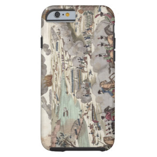 The Battle of Wagram, 6th July 1809 (engraving) Tough iPhone 6 Case