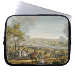 The Battle of Wagram, 7 July 1809, engraved by Lou Laptop Sleeve