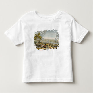 The Battle of Wagram, 7 July 1809, engraved by Lou Toddler T-shirt