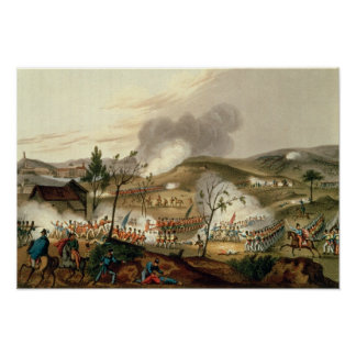 The Battle of Waterloo, 18 June 1815 Posters