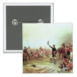 The Battle of Waterloo, 18th June 1815 2 Pinback Button