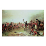 The Battle of Waterloo, 18th June 1815 2 Poster