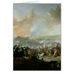 The Battle of Waterloo, 18th June 1815 Card