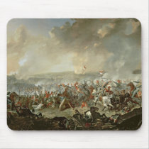 The Battle of Waterloo, 18th June 1815 Mouse Pad