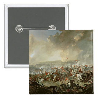 The Battle of Waterloo, 18th June 1815 Pinback Button