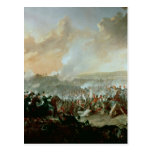 The Battle of Waterloo, 18th June 1815 Postcard