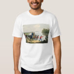 The Battle of Waterloo Decided by the Duke of Well Tee Shirt