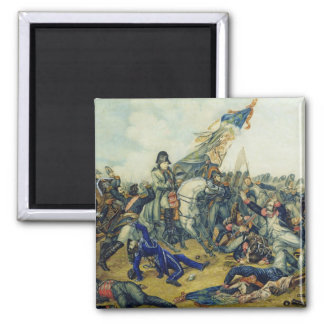 The Battle of Waterloo in 1815, 1831 Magnet