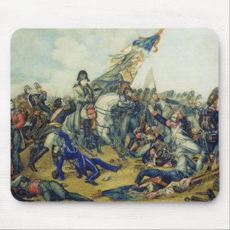 The Battle of Waterloo in 1815, 1831 Mouse Pad