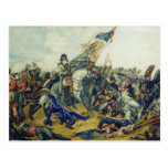 The Battle of Waterloo in 1815, 1831 Postcard
