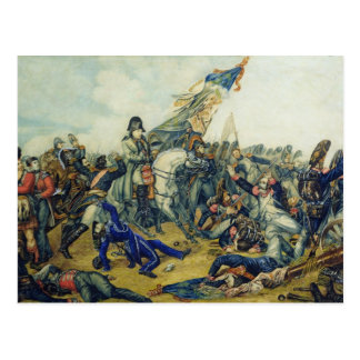 The Battle of Waterloo in 1815, 1831 Post Card