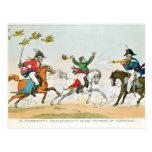 The Battle of Waterloo Postcard