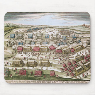 The Battle of White Mountain , 8th November 1620 Mouse Pad