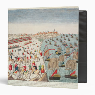 The Battle of Yorktown, 19th October 1781 Binder