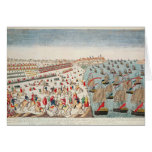 The Battle of Yorktown, 19th October 1781 Card