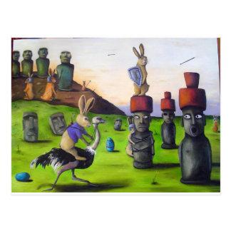 The_Battle_over_Easter_Island [1] Postal