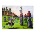 The_Battle_over_Easter_Island [1] Tarjetas Postales