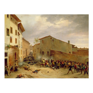 The Battle Postcard