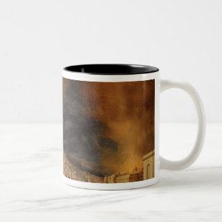 The Battle Two-Tone Coffee Mug