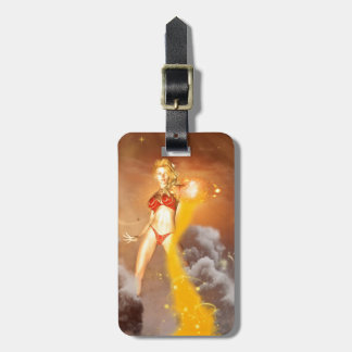 The bautiful mystical elf bag tags