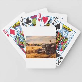 The Bavarian Farmer Bicycle Playing Cards