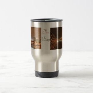 The Bay 15 Oz Stainless Steel Travel Mug