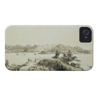The Bay and Island of Hong Kong, plate 4 from 'Ske iPhone 4 Cover
