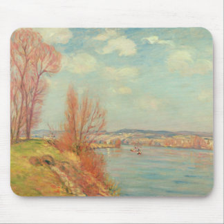 The Bay and the River, 1901 (oil on canvas) Mouse Pad