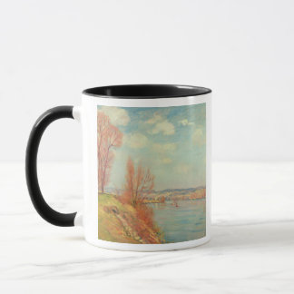 The Bay and the River, 1901 (oil on canvas) Mug