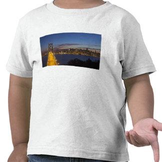 The Bay Bridge from Treasure Island 2 T Shirts