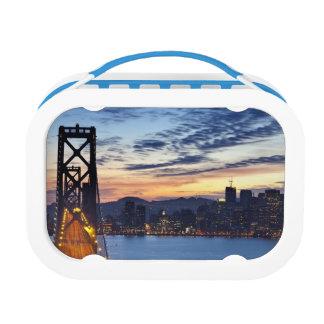 The Bay Bridge from Treasure Island Lunch Box