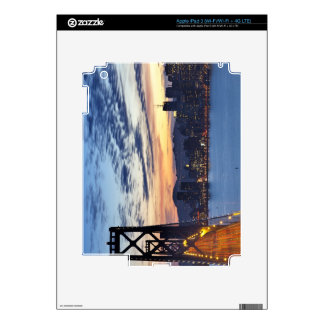 The Bay Bridge from Treasure Island Skins For iPad 3