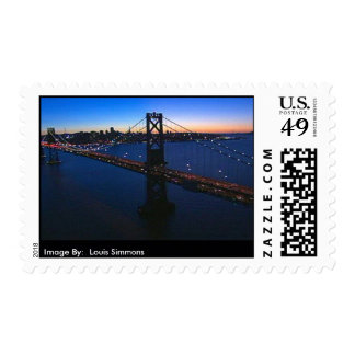 The Bay Bridge Postage
